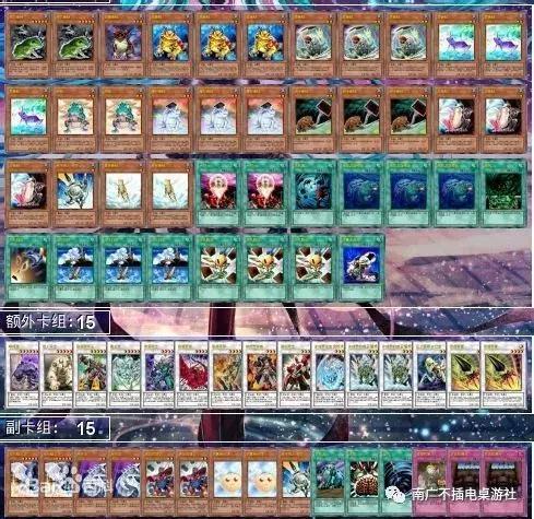 那些遊戲王動畫中角色的卡組(27)——《遊戲王GX》其餘角色 - 每日頭條