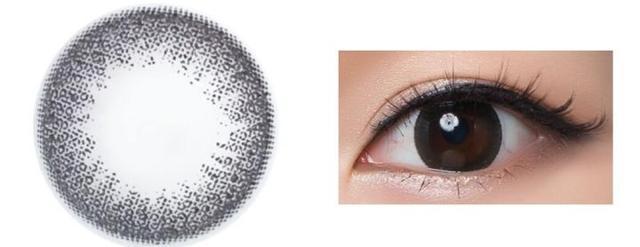 淡妝場合配戴彩色隱形眼鏡的選擇和注意事項 - 每日頭條