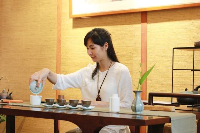 中國茶藝師聯盟落戶一侘 - 每日頭條
