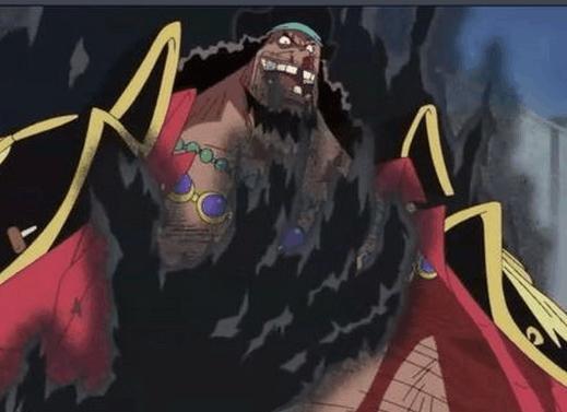 海賊王黑鬍子的實力到底有多強?恐怕只有四皇香克斯才最清楚 - 每日頭條