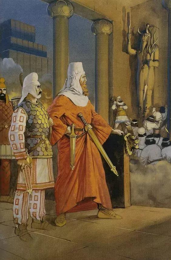 為什麼薩珊王朝對中亞控制力遠不如波斯帝國? - 每日頭條