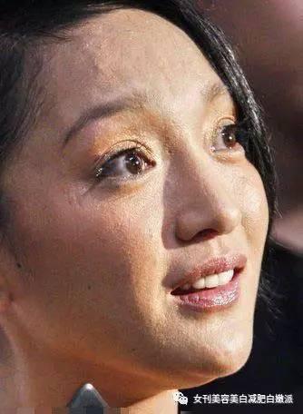 超高清鏡頭下周迅劉詩詩的臉實在太可怕!更可怕的是 - 每日頭條