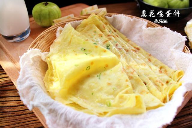 蛋餅煎的又薄又好吃,掌握幾個技巧,零廚藝也能無壓力完成 - 每日頭條