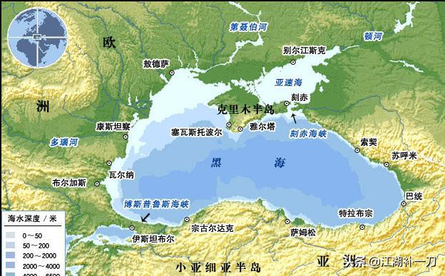烏克蘭危機的根源系列之四——克里米亞危機與刻赤海峽衝突 - 每日頭條
