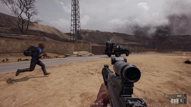 《叛亂:沙漠風暴》 差強人意的硬核FPS重製版 - 每日頭條