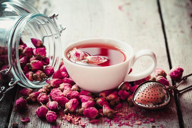 女性喝玫瑰花茶有什麼好處?不過這3類人可能與此無緣 - 每日頭條