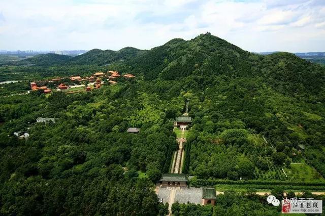 武漢龍泉山:自古被視為山環水繞、湖山鍾秀、林泉幽穆、福地仙壤 - 每日頭條