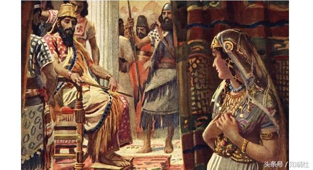 聖經故事:以斯帖,女王的拯救 - 每日頭條