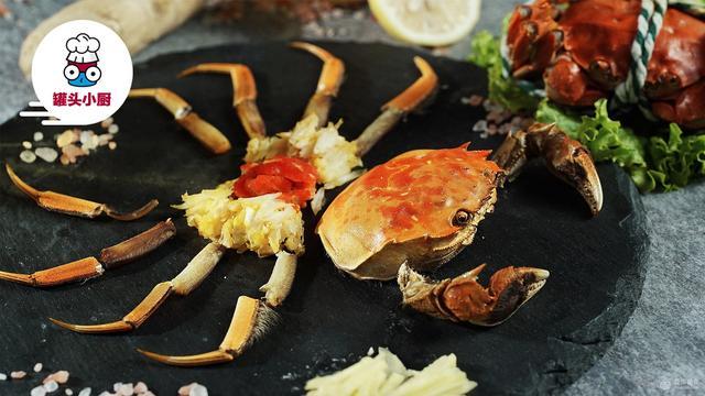 大閘蟹的正確吃法 - 每日頭條