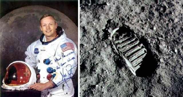 第一個登上月球的人是誰 最早登上月球的人類 - 每日頭條