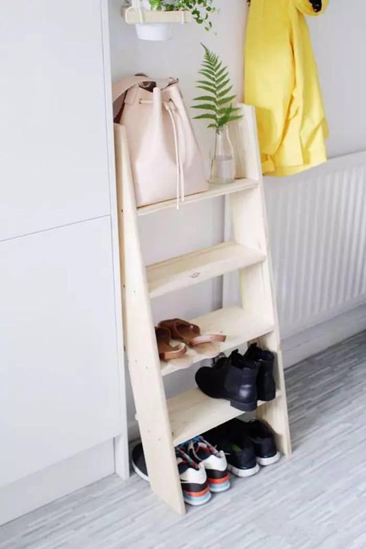 這樣一收拾。你家可以再放100雙鞋子! - 每日頭條