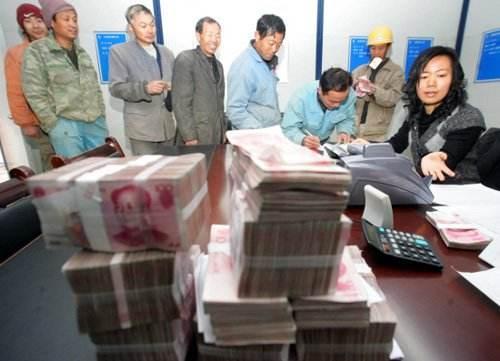 上海建築工人月薪多數超7千。不要小看你身邊的建築農民工 - 每日頭條