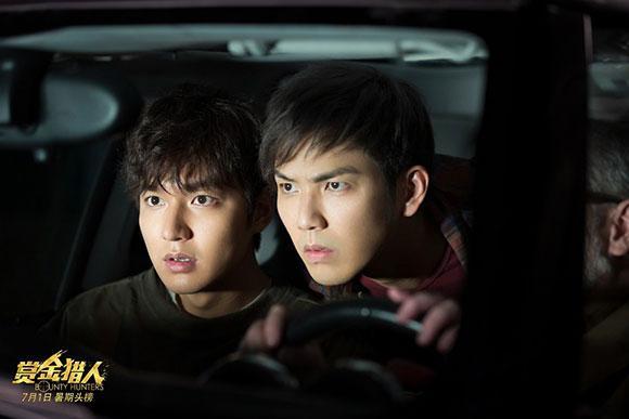 《賞金獵人》影評:「四不像」的中韓國際電影 - 每日頭條