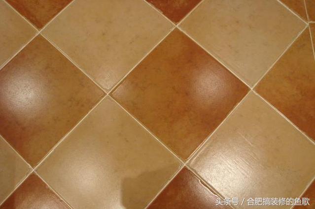 填縫劑、美縫劑和瓷磚膠到底哪種勾磚縫不會黑?可惜選錯了 - 每日頭條