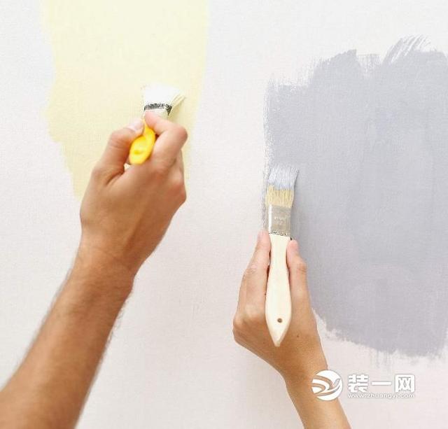 舊牆翻新需要刷底漆嗎?要用什麼塗料?價格及施工步驟 - 每日頭條