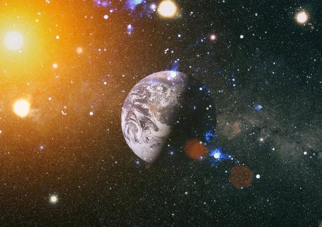 地球為什麼會旋轉?從初生太陽系擁有巨大角動量說起 - 每日頭條