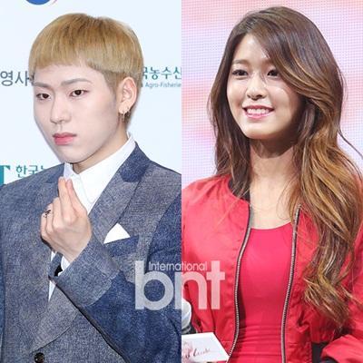 韓星ZICO雪炫約會被拍 雙方公司承認戀情 - 每日頭條