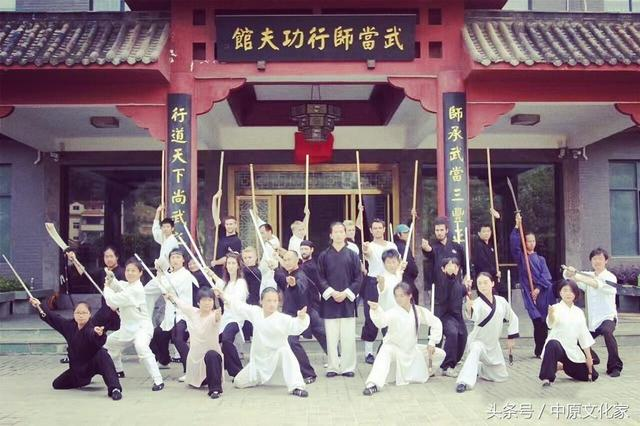 中國功夫中拳法有哪些?傳說中的武林絕學。已入選非遺文化 - 每日頭條