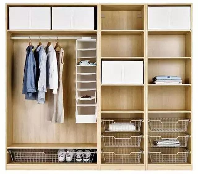 衣櫃一定要這樣設計! - 每日頭條