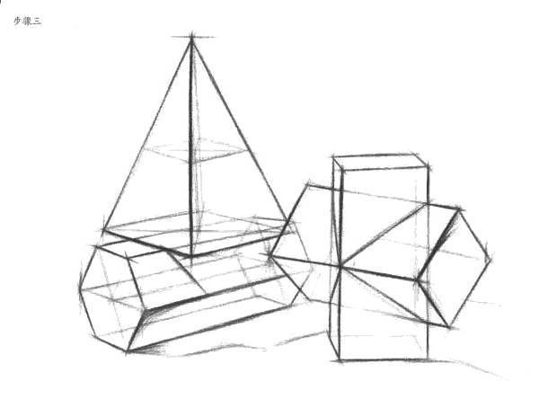 素描的透視和結構學不好,畫什麼都白搭 - 每日頭條