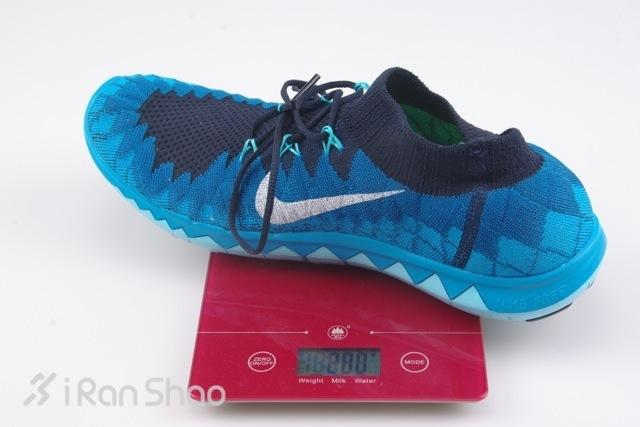 雙腳的力量--耐克(Nike)Free flyknit 3.0 開箱介紹 - 每日頭條