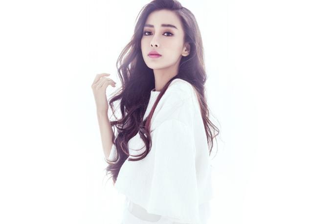 最美亞洲女星排名榜。鄭爽第三。她超越楊穎成第一實至名歸 - 每日頭條