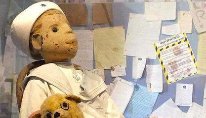 揭秘:真假魔影 隱藏在「羅伯特娃娃」背後的真相 - 每日頭條