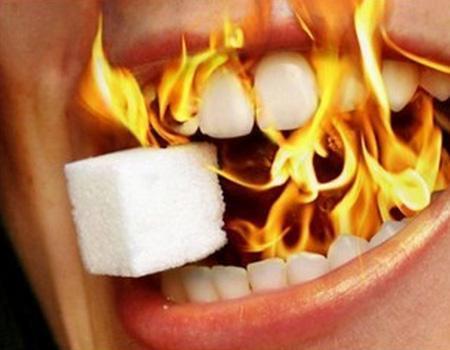 口腔潰瘍不一定是上火。可用偏方治療 - 每日頭條
