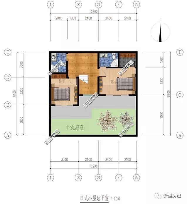 農村30萬能建怎樣的房子?7套戶型參考。套1最美很多人卻喜歡套2 - 每日頭條