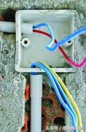 這才是正規的電線接頭。10年電工師傅看了都慚愧 - 每日頭條