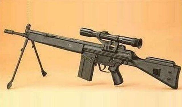 狙擊手就像是索命的無常。哪種狙擊槍才是最好的無常鎖 - 每日頭條