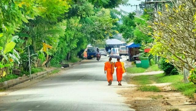 瑯勃拉邦 東南亞旅遊路上的 「天堂小鎮」 - 每日頭條