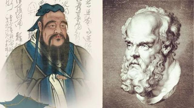 孔子和蘇格拉底:兩種說教 兩種思維 - 每日頭條