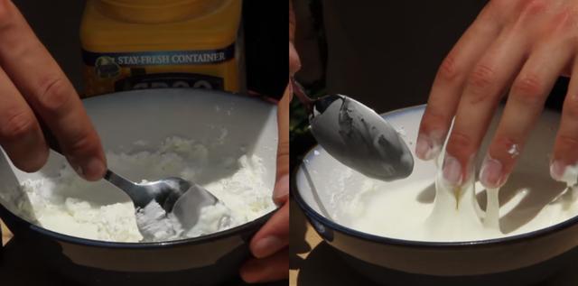 網友用澱粉製作非牛頓流體實驗,接著發生的一幕讓人大開眼界! - 每日頭條