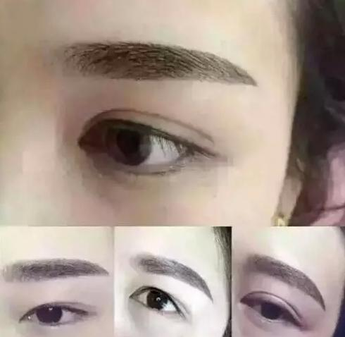 如果你是這幾類人。最好不要去做半永久繡眉紋眉 - 每日頭條