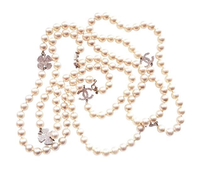 你為什麼要花上萬塊買Chanel的假珍珠項鍊? - 每日頭條