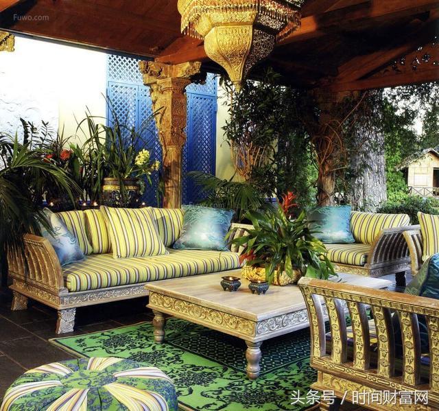 新房裝修體驗不一樣的風格:摩洛哥風格裝修設計~ - 每日頭條