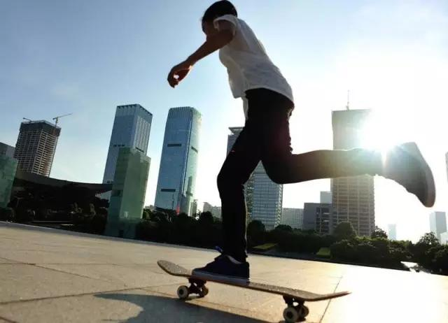 滑板進入新一屆奧運會有什麼機會。它在中國現狀可不太樂觀 - 每日頭條