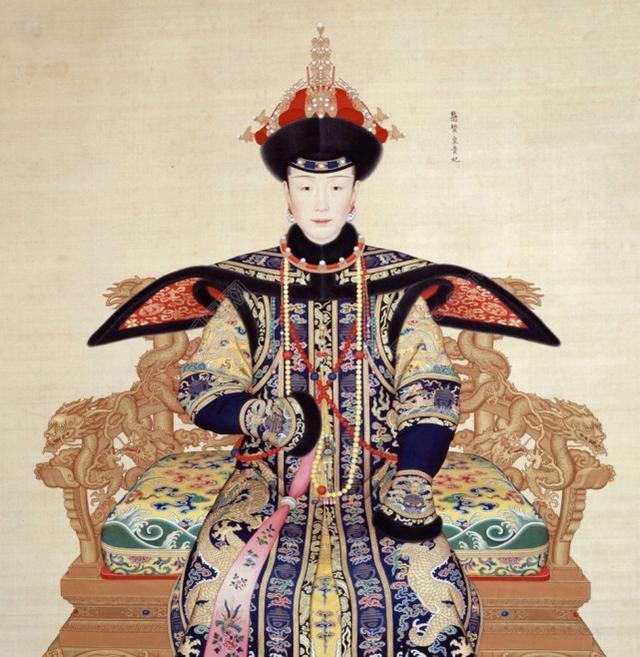 為何雍正要把一使女嫁給乾隆,為何乾隆又把她直升為皇貴妃 - 每日頭條