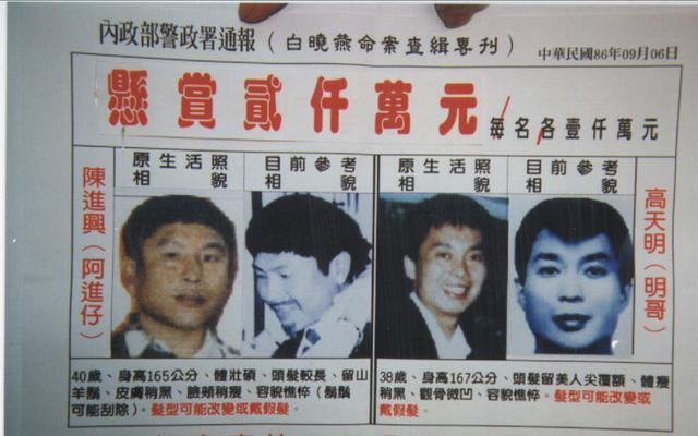 「白曉燕命案」20周年臺媒盤點 臺年輕網友:真有那麼慘? - 每日頭條