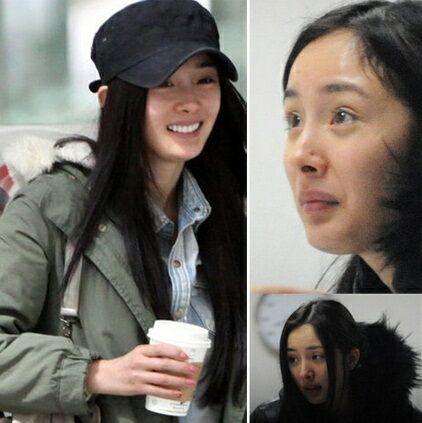 圈內「卸妝死」的8大女星:范冰冰不再是女神,第一位傻傻分不清 - 每日頭條