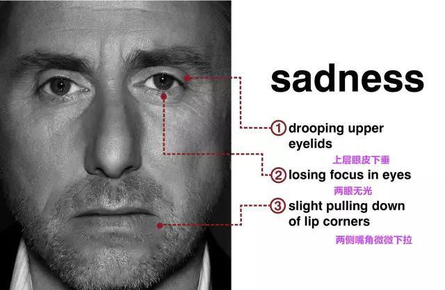 如何一秒鐘看穿對方的謊言?你的微表情出賣了你的心 - 每日頭條