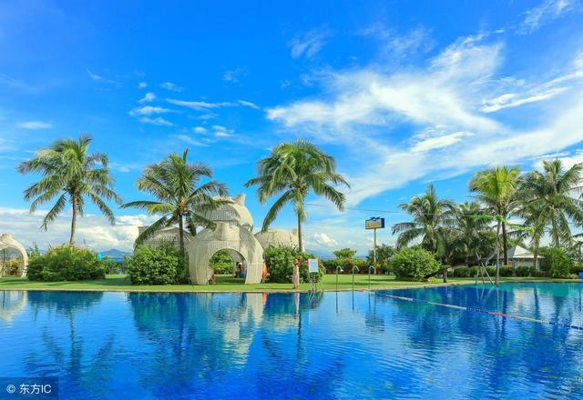 海南島,春節度假勝地 - 每日頭條