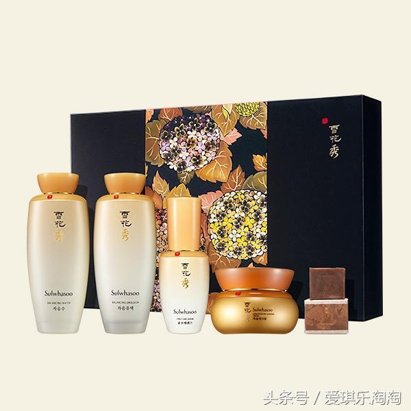 您鍾愛的韓國化妝品——雪花秀 Sulwhasoo - 每日頭條