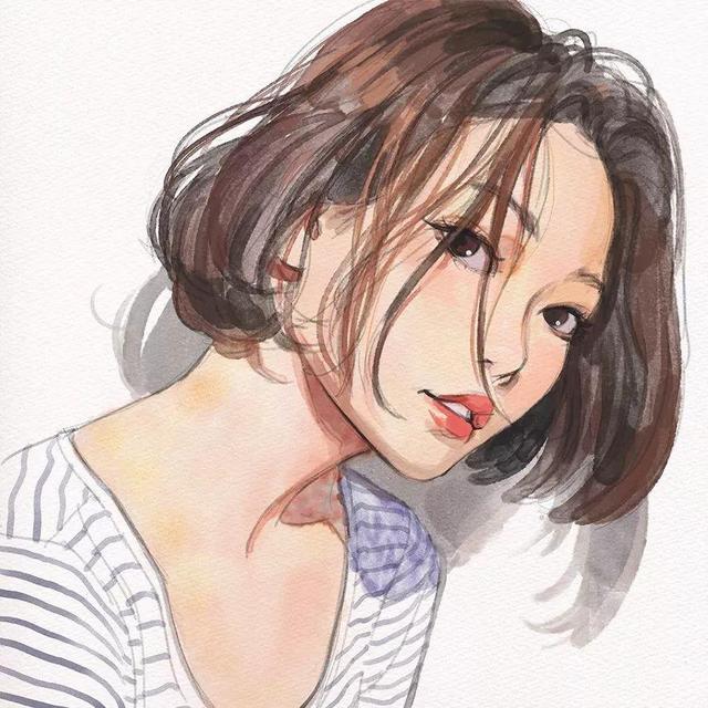 驚心動魄的美,動漫二次元小姐姐插畫 - 每日頭條