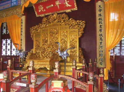 實拍南京復建的太平天國宮殿,原建築被大火七天七夜燒完 - 每日頭條