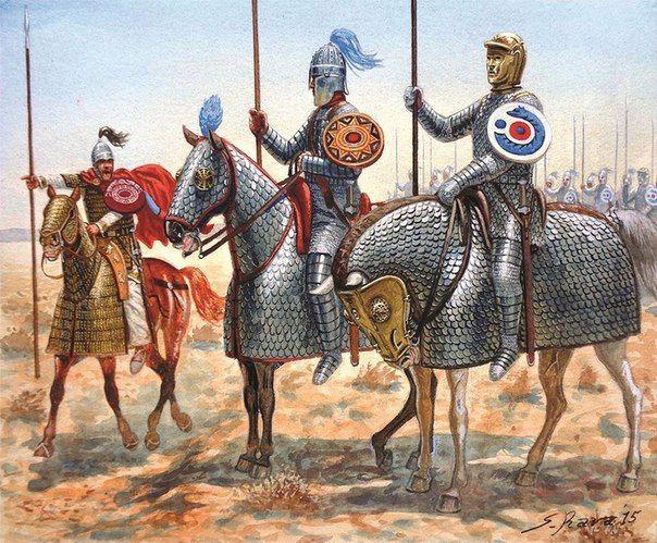 漢朝真的能穩贏羅馬軍團嗎?答案是否定的 - 每日頭條