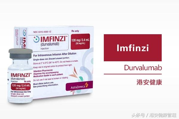 Imfinzi獲治療非小細胞肺癌突破性藥物資格 - 每日頭條