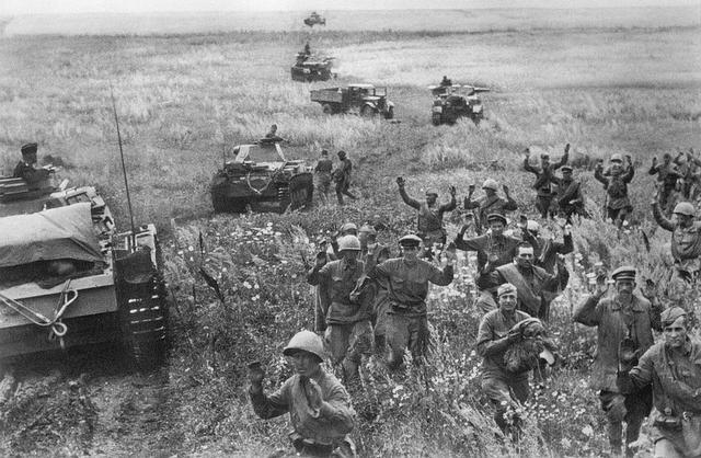 德軍的「巴巴羅薩」計劃為什麼會失敗? - 每日頭條