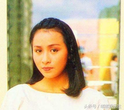 劉嘉玲年輕時舊照片曝光。沒有PS的年代如此驚艷。梁朝偉眼光真毒 - 每日頭條